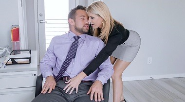 Mylf.com - Frisky Business by India Summer - Momdrips 380x210
