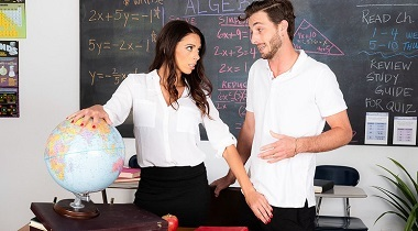 Naughtyamerica.com - My First Sex Teacher Eva Long & Lucas Frost 380x210