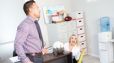 Naughtyamerica.com - Naughty Office Alexis Monroe & Johnny Castle 380x210