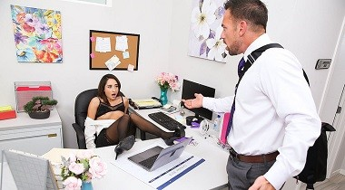 Naughtyamerica.com - Naughty Office Isabella Nice & Johnny Castle 380x210