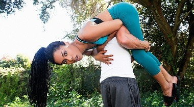 Realitykings - Sneaky Sex - Another Free Yoga Fuck Kira Noir Xander Corvus 380x210