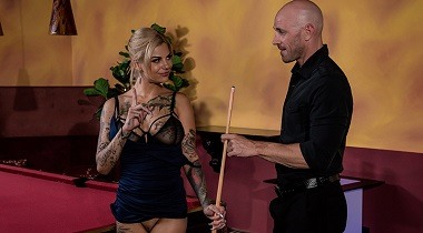Brazzers - Real Wife Stories - Rack 'Em Up! Bonnie Rotten & Johnny Sins