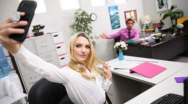 Naughtyamerica - Naughty Office Kenna James & Johnny Castle 380x210