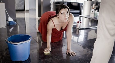 Puretaboo - The Housemaid's Tale by Valentina Nappi & Charles Dera 380x210