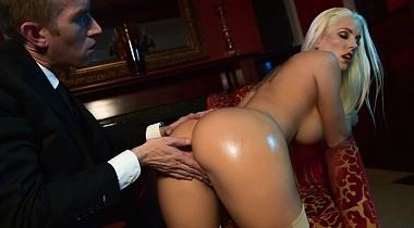 BRAZZERS - Big Wet Butts - First Class Ass by Blanche Bradburry & Danny D 380x210