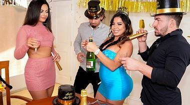 Bangbros 2019 - Ass Parade - Julianna Vega in Fucking a Huge Ass for New Year 380x210