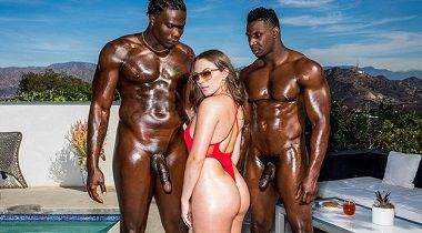 Blacked - What if with Lily Love, Louie Smalls & Jax Slayher 380x210