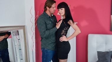 Momxxx - Hot MILF sex in stockings and heels by Sasha Colibri 380x210