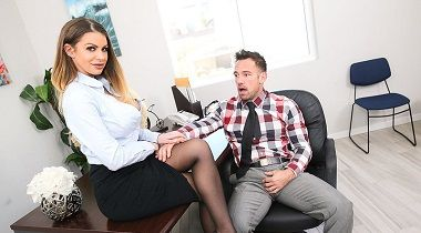 Naughtyamerica.com - Naughty Office Brooklyn Chase & Johnny Castle 380x210