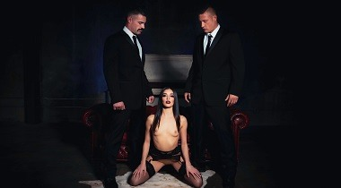 Puretaboo - The Date with Emily Willis, Danny Mountain & Charles Dera 380x210