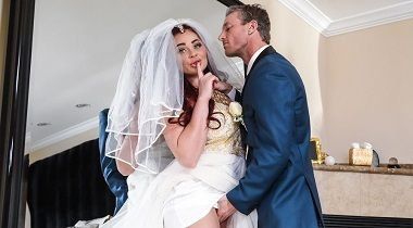 Realitykings - The Cum Spattered Bride with Ryan Mclane & Skyla Novea - RK Prime 380x210