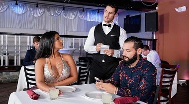 Realitykings - Tip The Waiter Again by Duncan Saint & Rose Monroe - RK Prime 380x210