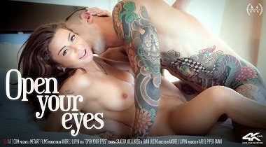 Sexart - Open Your Eyes with Sandra Wellness & Juan Lucho 380x210