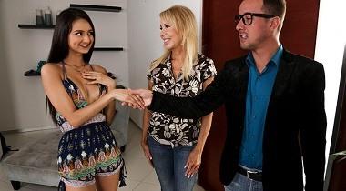 Brazzers.com - Teens Like It Big - MC2=Ass Eliza Ibarra & Jessy Jones 380x210