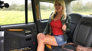 FakeTaxi - Rough fuck for sexy Hungarian MILF by Tiffany Rousso 380x210