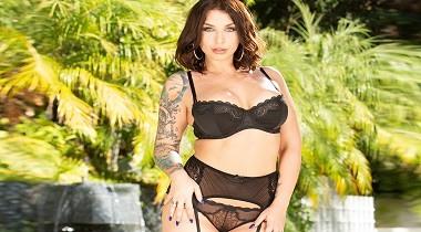 Julesjordan hd - Ivy LeBelle Big Tit Slut Begs For Maximum Anal Penetration 380x210